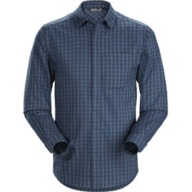 Arc'teryx Bernal Longsleeve Shirt Heren, pontus